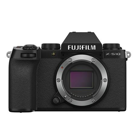 Fujifilm's X-S10 Boasts 4K Recording and 6 Stops of Image Stabilization