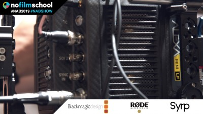A Tour of the New Features on the ARRI Alexa Mini LF