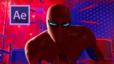 How to Make Your Spidey-Senses Tingle in After Effects