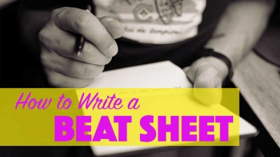 How to Write and Use a Beat Sheet (Free Template)