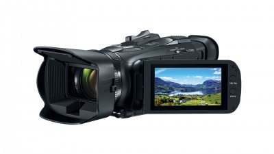 Canon Announces New VIXIA Camcorders (Including New 4K G-Series)