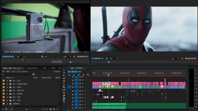 Want to Edit a Blockbuster? Stay Organized with This Free Premiere Pro Timeline Template