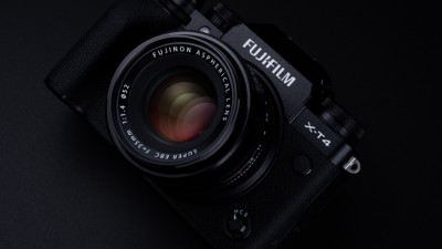 Win A Fuijifilm X-T4 Mirrorless Camera and $10K In Other Filmmaking Gear
