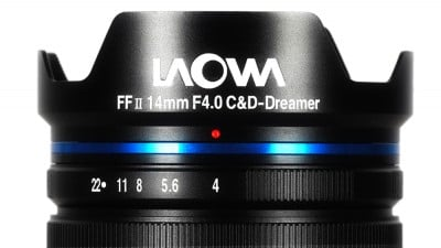 Laowa's 14mm F4 FF RL Zero-D Lens is Full-Frame and Distortion Free