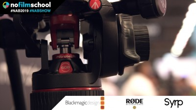 Manfrotto Demonstrates Their New Nitrotech 600 Series