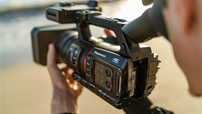 "Panasonic Unveils ""All-in-One"" 4K 10-bit 60fps AG-CX350 Camcorder"