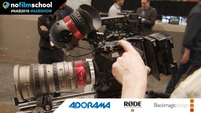 Panasonic's EVA1 Gets a Nice Touch Up with the New Firmware 2 0