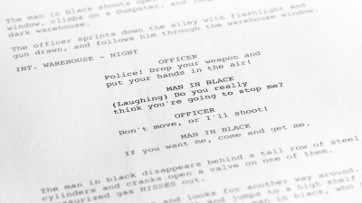 How to Format a Screenplay: What Matters and What Doesn't?