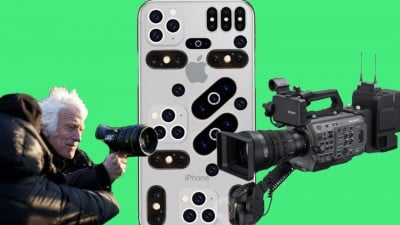 The Sony FX9, The iPhone 11 PRO, Plus The Rise of The Middle Class DP