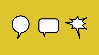 How to Create Comic Book Style Speech Bubbles in After Effects