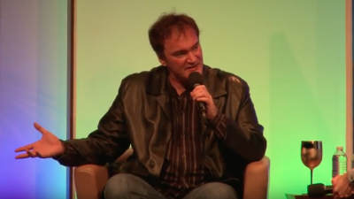 Have You Seen 'The Best Quentin Tarantino Interview Ever'?