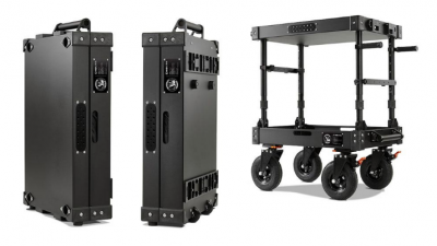 Inovativ's New Cart, the Voyager, is Available in a Group Buy
