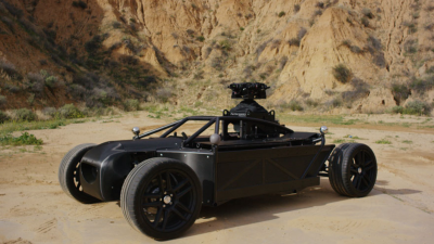 Watch How This Camera Rig Can Turn Into Any Car