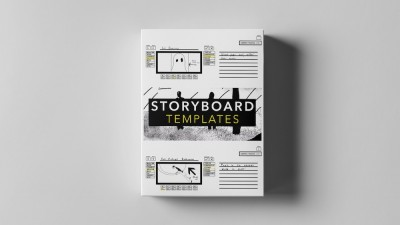 These Storyboard Templates Were Made by Filmmakers for Filmmakers