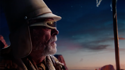 Ridley Scott's New Hennessy Commercial is An Out of Body Experience