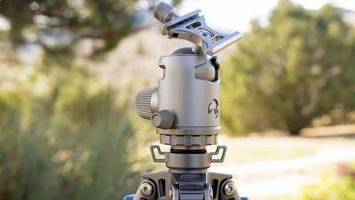 Meet the 'World's First Titanium Tripod System' on Kickstarter!
