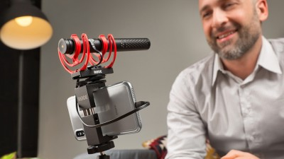 RØDE's VideoMic NTG is Now iOS Compatible via USB