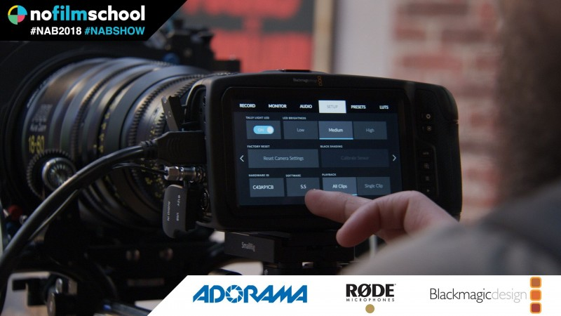 Blackmagic Updates Its Pocket Cinema Camera with 4K and