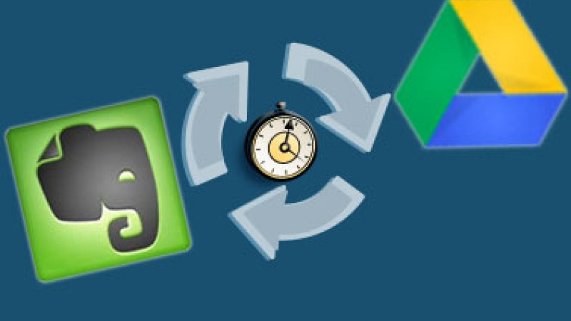 Back Up Your Data from Evernote, Google Drive, Dropbox and
