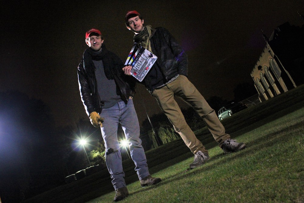 Directors Elliot and Zander Weaver