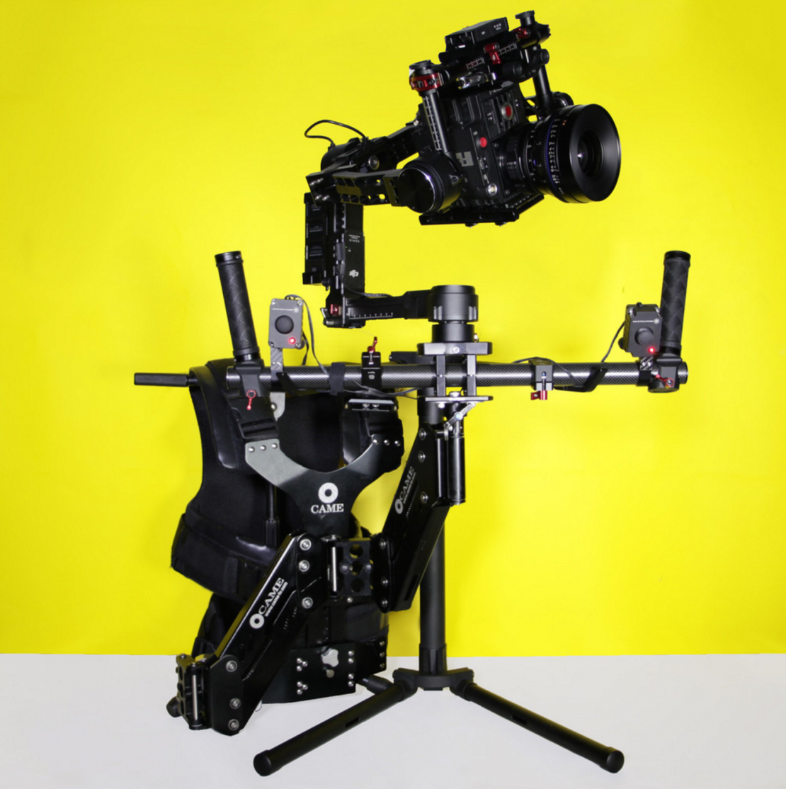 How To Film Over Your Shoulder For Hours With A Dji Ronin