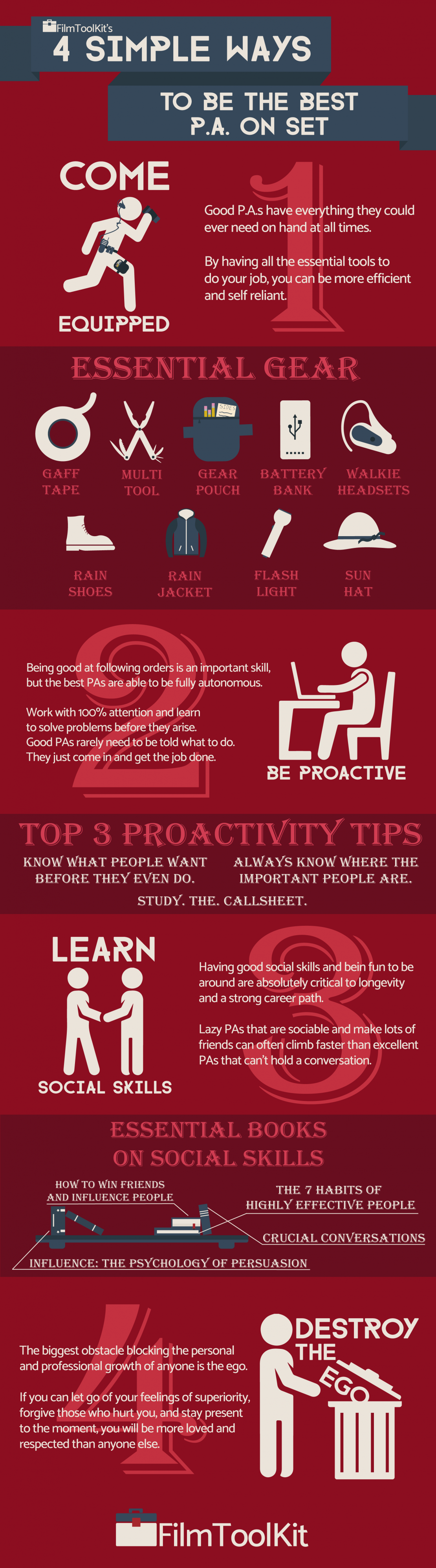 Let This Infographic Tell You How to Be the Best PA You Can Be