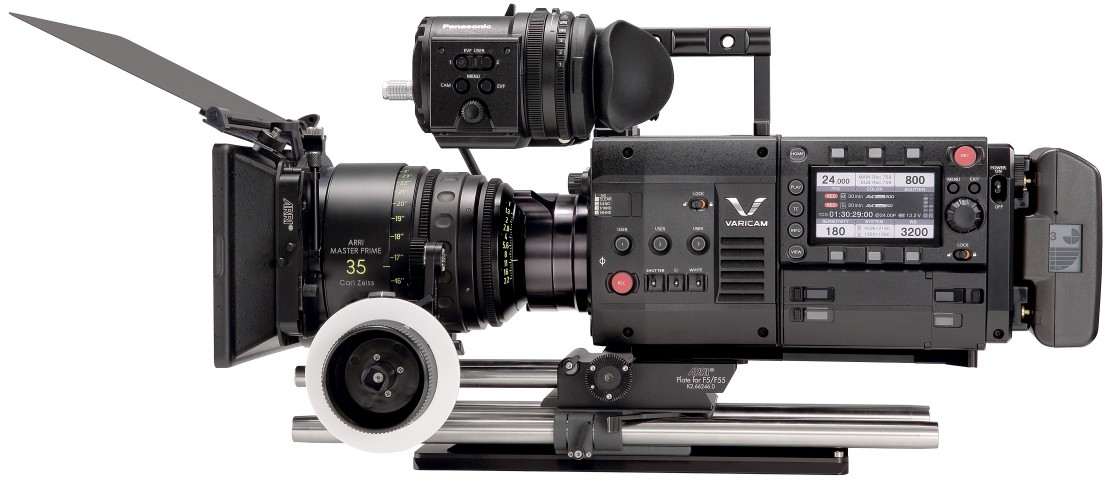 The First Footage from Panasonic's 4K VariCam 35 is Here