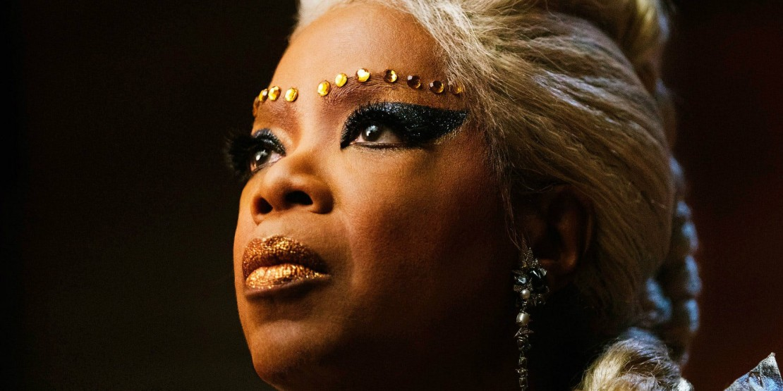 Oprah Winfrey in A Wrinkle In Time