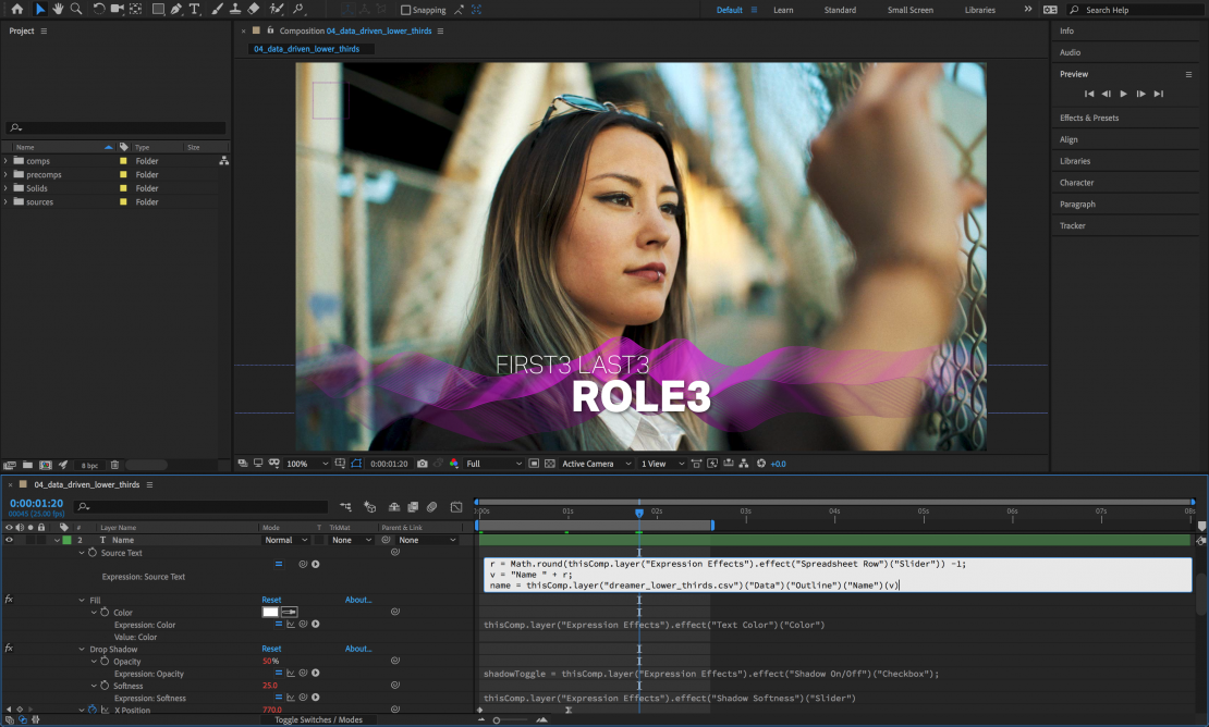 Here's a Sneak Peek at Adobe After Effects CC v2019