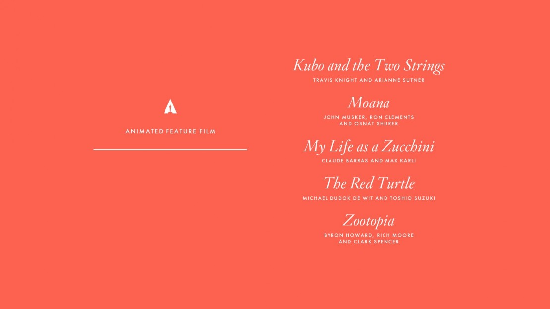 Here Are the 2017 Oscar Nominations COMPLETE LIST