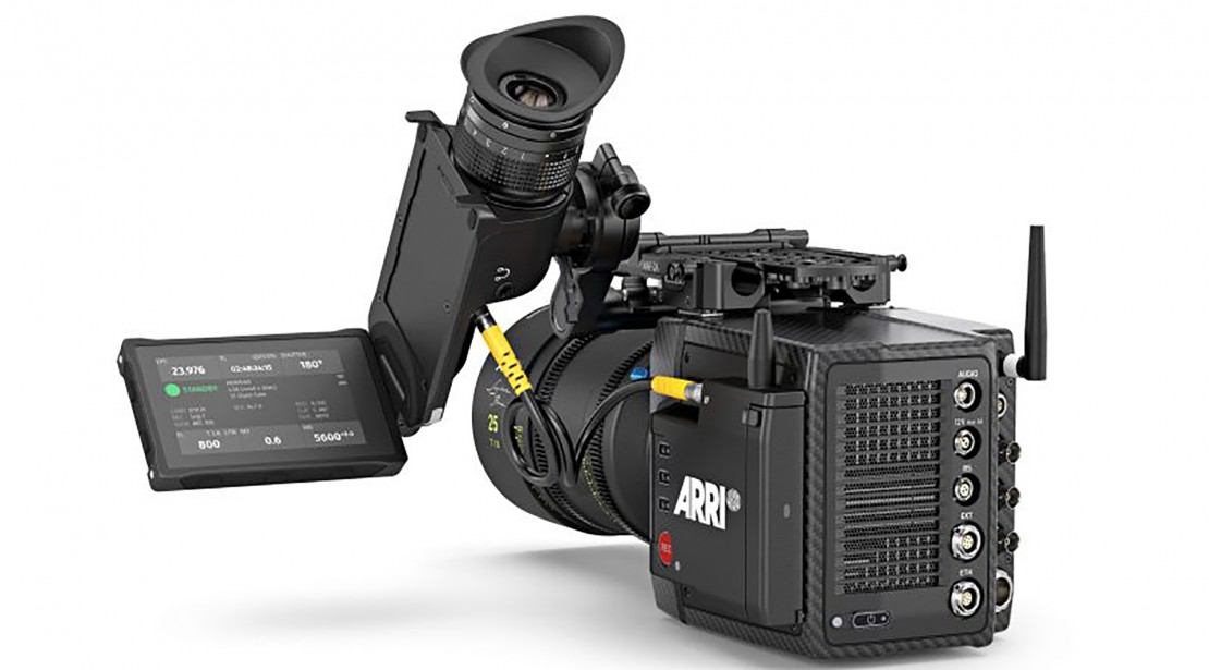 ARRI Alexa Mini LF Viewfinder