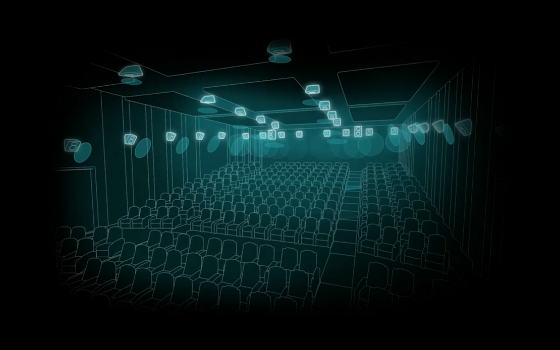 Dolby Brings Both the Audio and Visual Awe with Technical