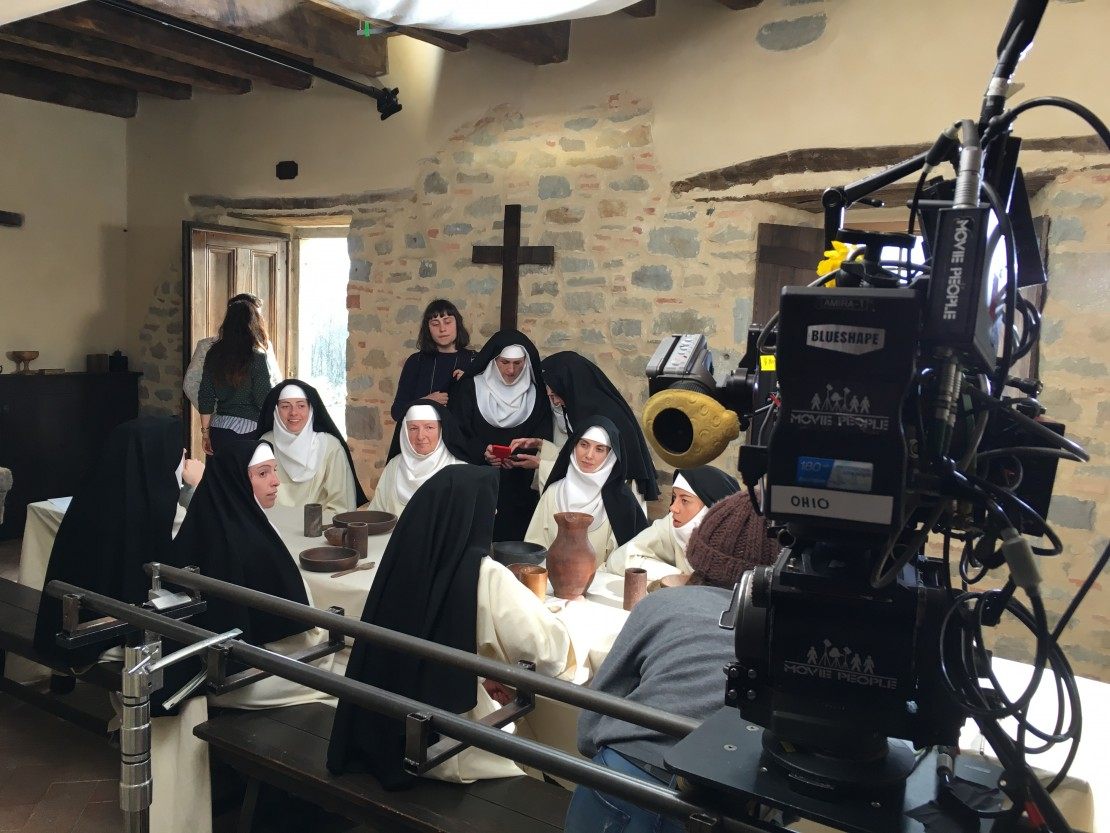 Behind the Scenes on The Little Hours