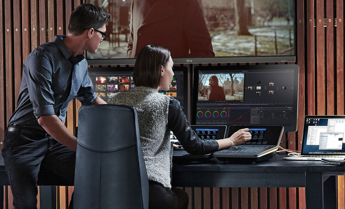 Blackmagic DaVinci Resolve 12.5