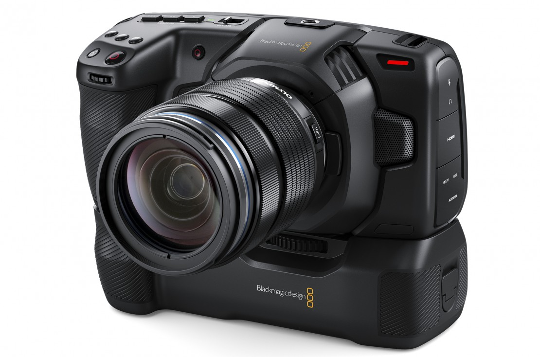 Blackmagic Pocket 4K Grip