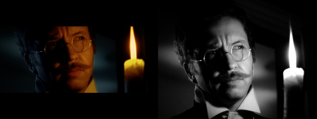 The Mysterious Disappearance of M.M. Bayliss Aspect Ratio Comparison