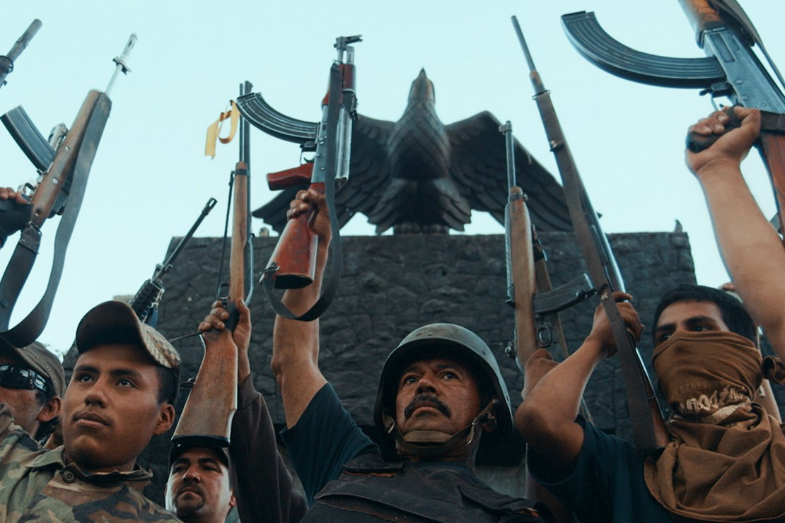 Matthew Heineman's 'Cartel Land'