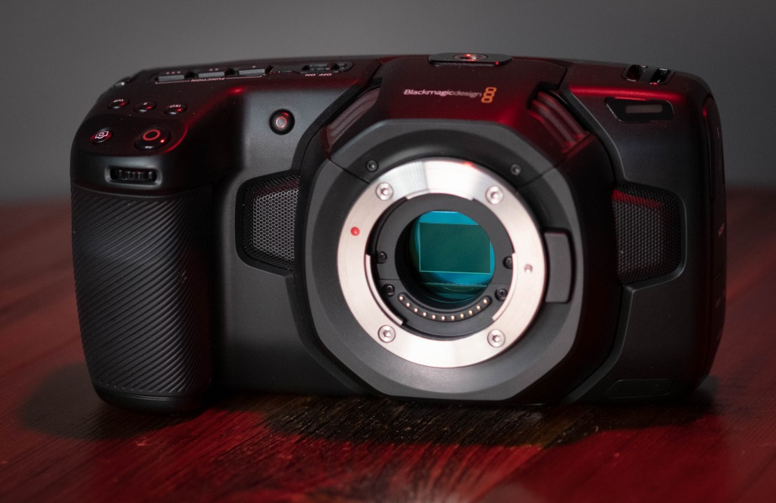 Our Hands On Review Of The Blackmagic Pocket Cinema Camera 4k