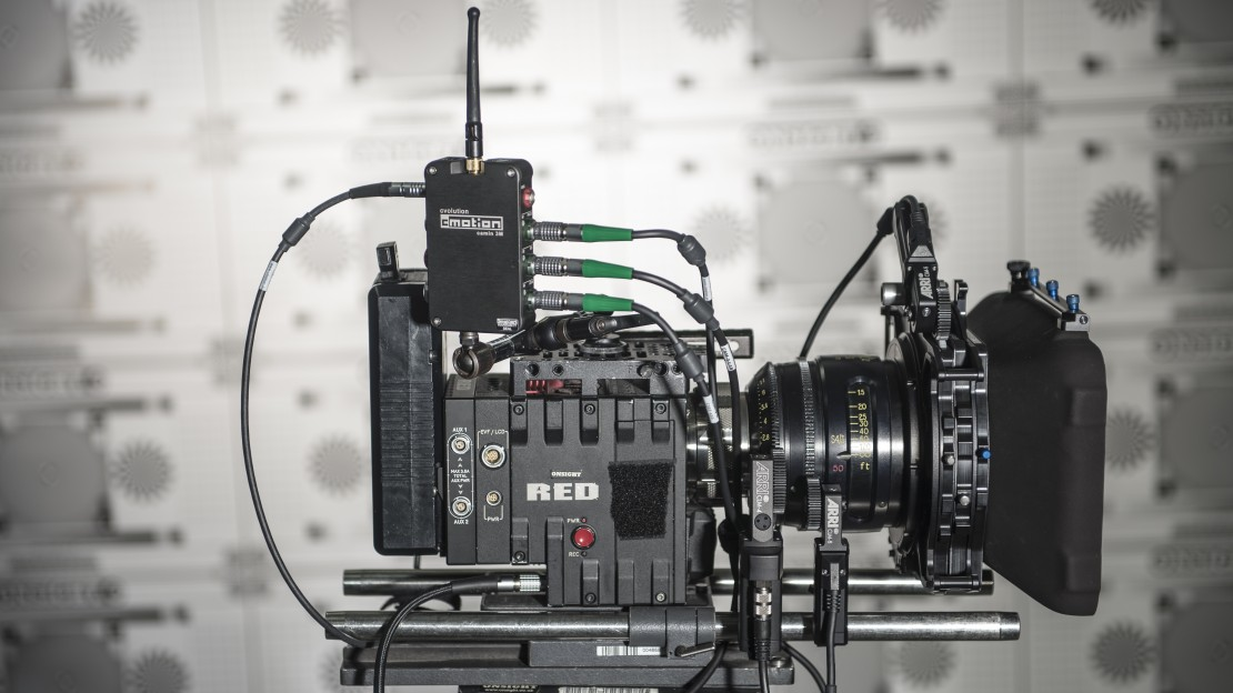 Cinefade on a Red Epic