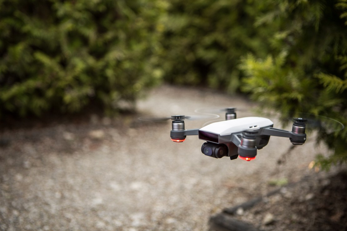 DJI Spark Drones Are Crashing and the Reason May Surprise You