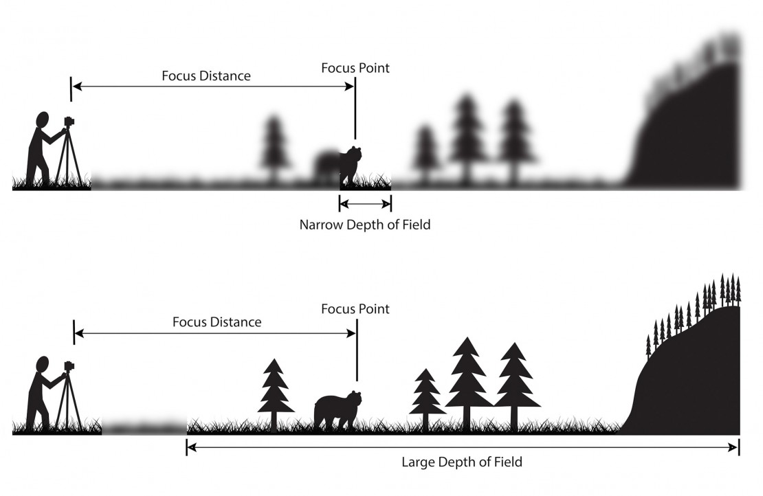 4 Factors Of Depth Of Field That You Should Know About