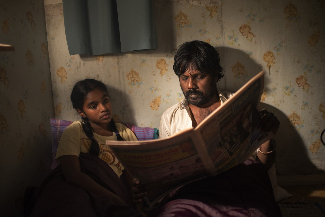 Jacque Audiard's Dheepan on No Film School