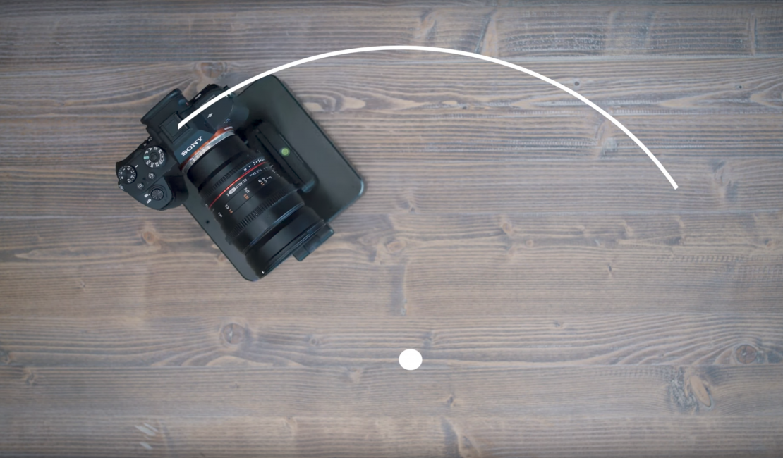 Edelkrone Surfaceone Offers Affordable Dual Axis Motion