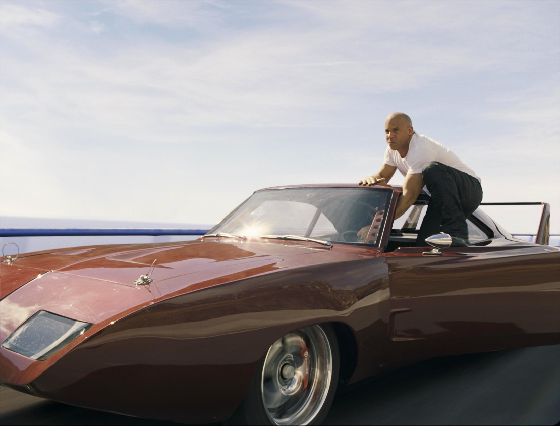 The Fast and the Furious - Vin Diesel