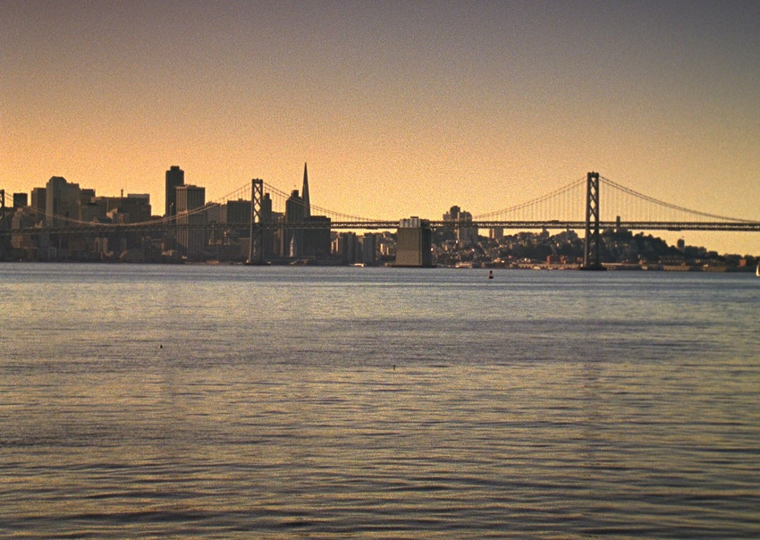 An iconic San Francisco view shot with 16mm for 'The Royal Road'