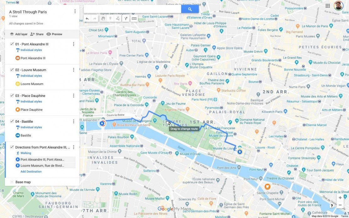 How to Animate a Google Map