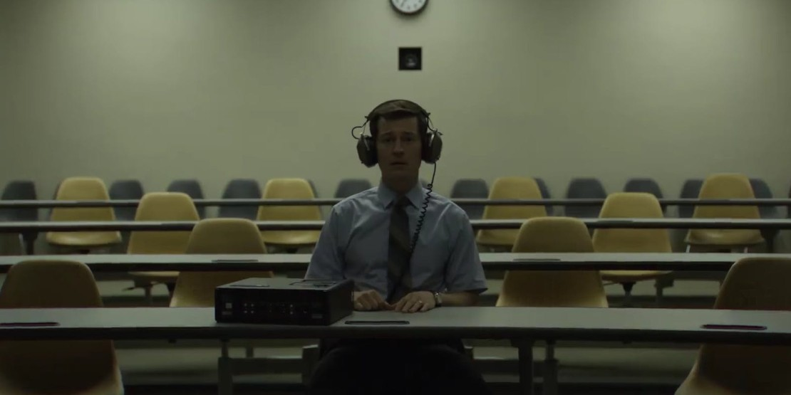 Headphones in Mindhunter