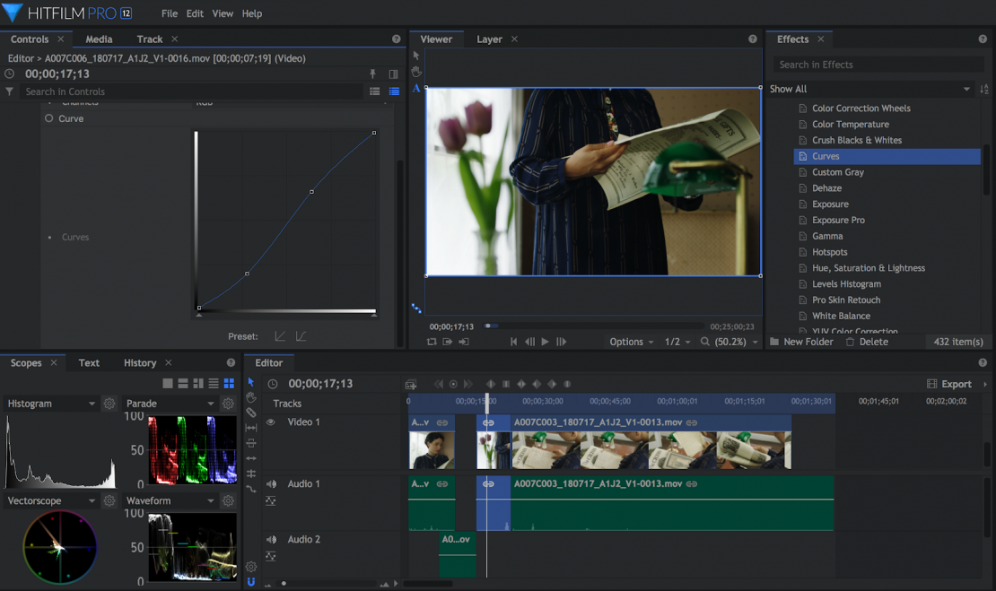 Review: Is HitFilm Pro 12 Ready to Be an All-in-One NLE?