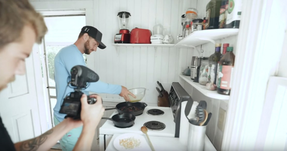 How to Film an Engaging Cooking Video