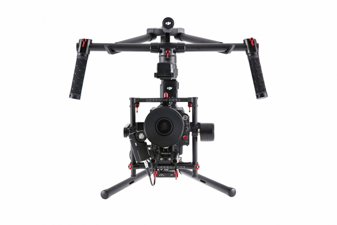 Ronin-MX by DJI at Nab 2016